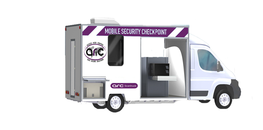 ARC Event Solutions Ltd - Mobile Scanning Checkpoint